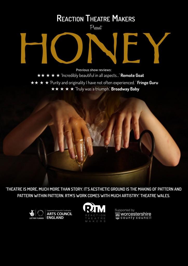 SoJo Designs Malvern Honey A3 Poster